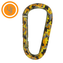 UST Snappy Carabiner - Yellow Camo