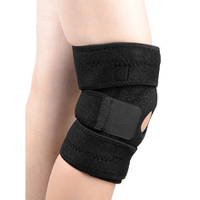 Fully Flexible Adjustable Knee Support Brace
