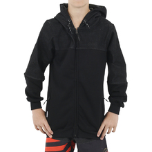 JetPilot Addict Youth Hoodie - Char/Black