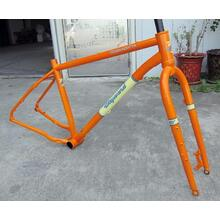 Wayward Bicycle Wayward Frameset Oodnadatta Medium 17 inch - Orange