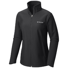 Columbia Women's Kruser Ridge Softshell Jacket Black