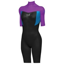 Crystal Girls Superstretch 2mm Springsuit Purple