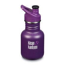 Klean Kanteen 12oz Classic Kid Sippy Cap Grape Jelly