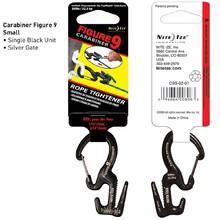 Nite Ize Figure 9 Carabiner Small - Black