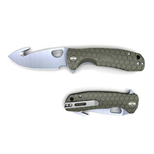 Honey Badger Hook Large - Green