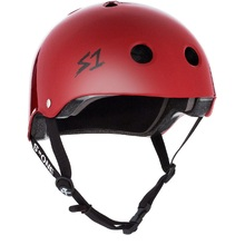 S-One Helmet Lifer (3XL) Scarlet Red Gloss