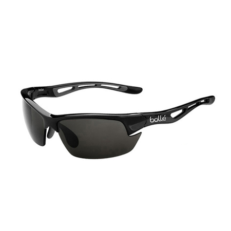 Bolle Bolt S Shiny Black Adult Sunglasses Pol TNS