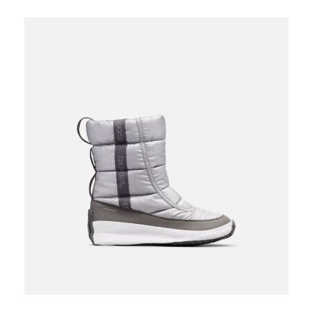 Sorel Out N About Women Puffy Winter Boot Pure Silver 10